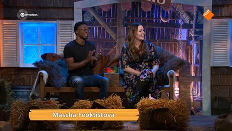 Mascha Feoktistova & Jan Versteegh