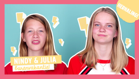 Hip voor Nop | Nindy en Julia