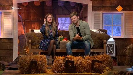 Thomas van Grinsven & Dionne Slagter
