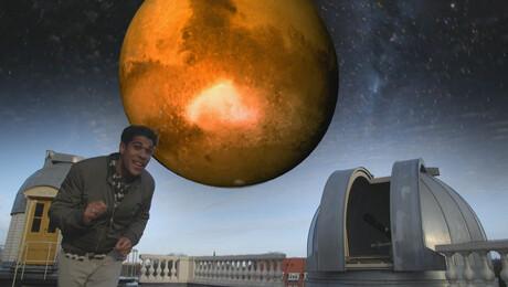 Het Klokhuis   Mars