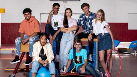 Brugklas | Tweedeklassers zijn cool