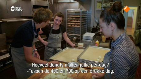 Klaas Kan Alles   Donutbakker
