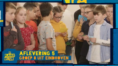 De Plaagmuur | Groep 8 uit Eindhoven