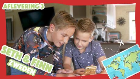 Enkeltje Verweggistan | Seth en Finn