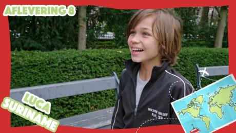 Enkeltje Verweggistan | Luca