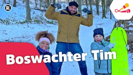 Kinderen voor Kinderen | Boswachter Tim