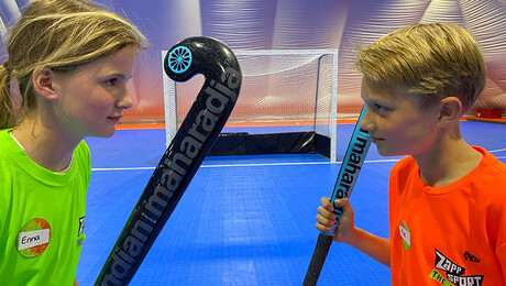 Zappsport | Battle Zaalhockey