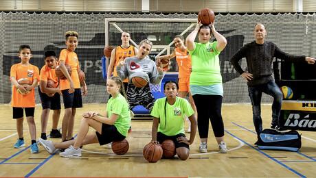 Battle Basketbal
