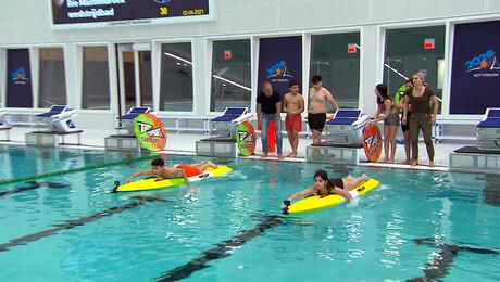 Zappsport | Battle Reddingszwemmen