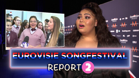 Zapp Eurovisie Songfestival Report