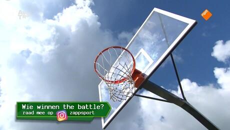 Zappsport | Battle 3x3 Basketball