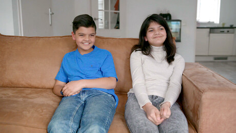 Dylano en Chalisa - Over een week wonen we met ...