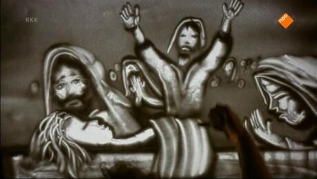 Pasen met de Zandtovenaar | Het verhaal van Jezus
