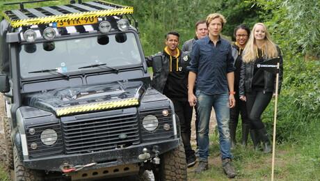 Checkpoint | Aflevering 1 seizoen 9