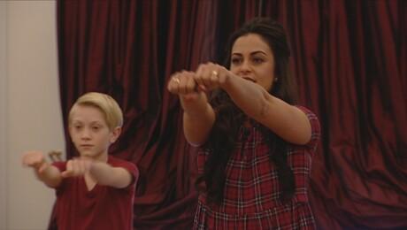 Junior Dance | Report 4: Team Anna-Alicia
