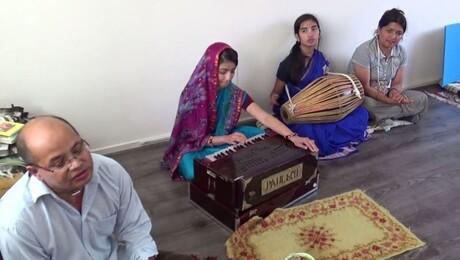 Mijn vader | Mijn ouders zijn Hare Krishna's