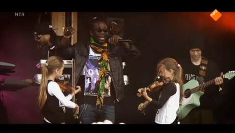 Zapp Music Challenge | Kenny B & Maaike en Suzanne