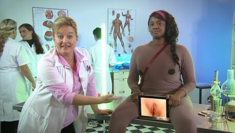 De Dokter Corrie Show | Vagina's