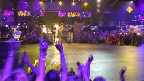 Junior Dance | Live Halve Finale