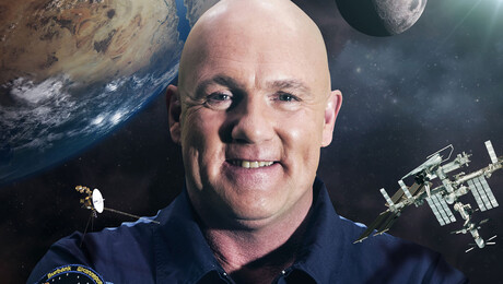 Ontdek de ruimte met André Kuipers
