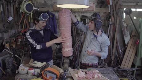 De proefkeuken | Döner kebab