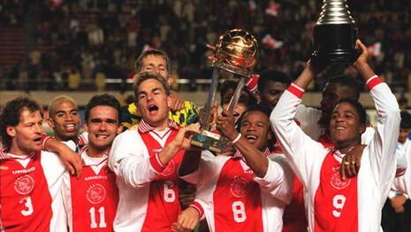 Ajax wint wereldbeker 1995