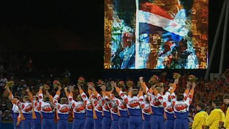 Andere Tijden Sport presenteert: de nacht van de Olympische Spelen
