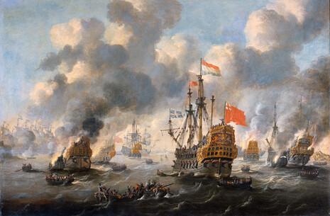 Het_verbranden_van_de_Engelse_vloot_voor_Chatham_-_The_Dutch_burn_down_the_English_fleet_before_Chat