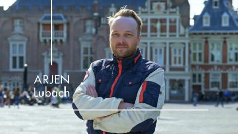 Verborgen verleden - Arjen Lubach