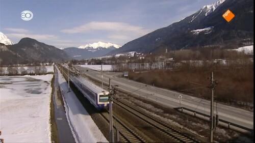Oostenrijk: Arlbergbahn