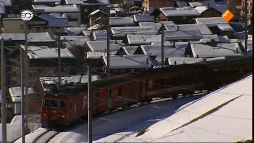 Zwitserland: Disentis-Brig
