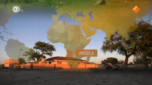 Een overvolle wachtkamer en spoedgevallen in Angola