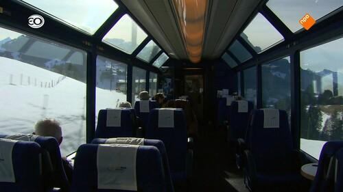 Zwitserland: GoldenPass