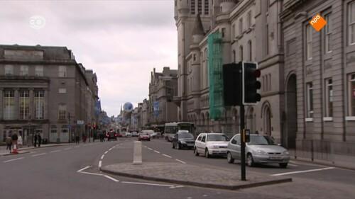 Schotland: Aberdeen-Edinburgh