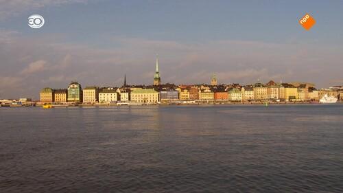 Zweden: Stockholm - Gävle - Borlänge