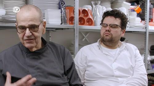 George en Baruch Hummen