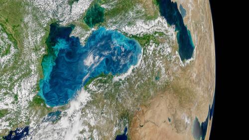 Onze kleurrijke planeet
