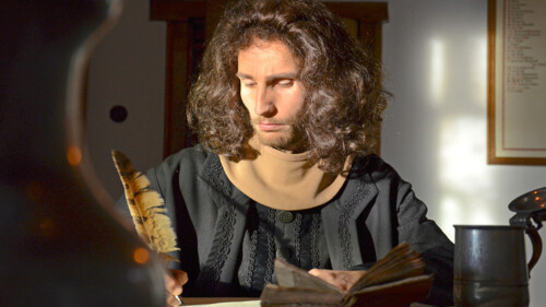 Spinoza, een vrije denker