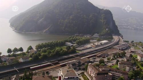 Zwitserland: LSE-Bahn, Luzern-Engelberg