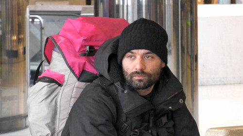 The Homeless Experience: Afscheid