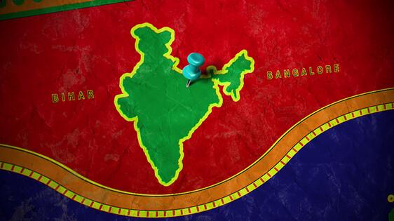 Van Bihar tot Bangalore in de klas