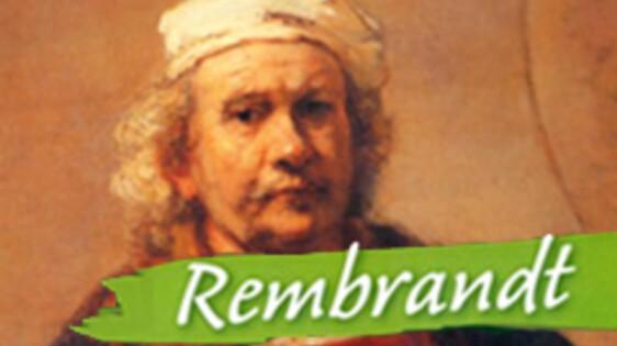 Rembrandt, het leven is een schouwtoneel