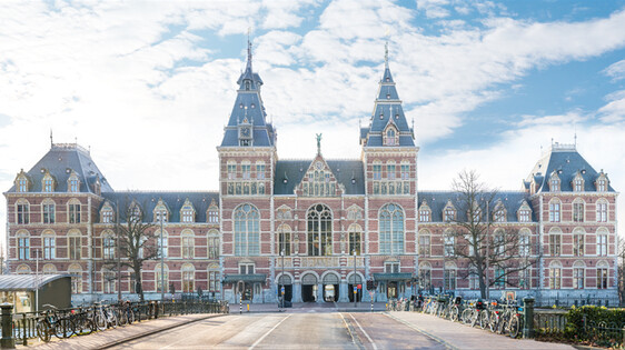 Topstukken van het Rijksmuseum