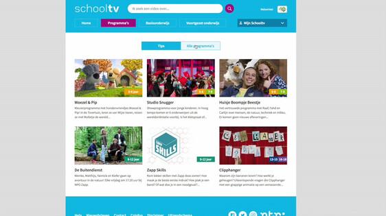 schooltv: hoe werkt schooltv.nl? - een handige instructievideo