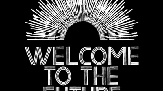 Afbeelding van Malin Genie Welcome to the Future Podcast 2014