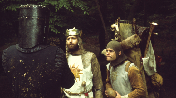 Afbeelding van Monty Python and the Holy Grail