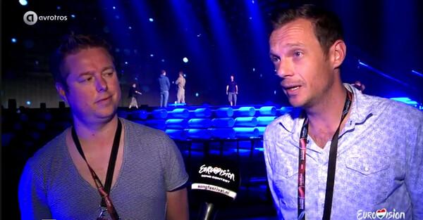 Eurovisie Songfestival decor