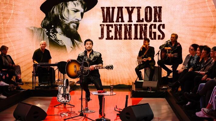 Summerschool: Waylon - Outlaw Country Legends