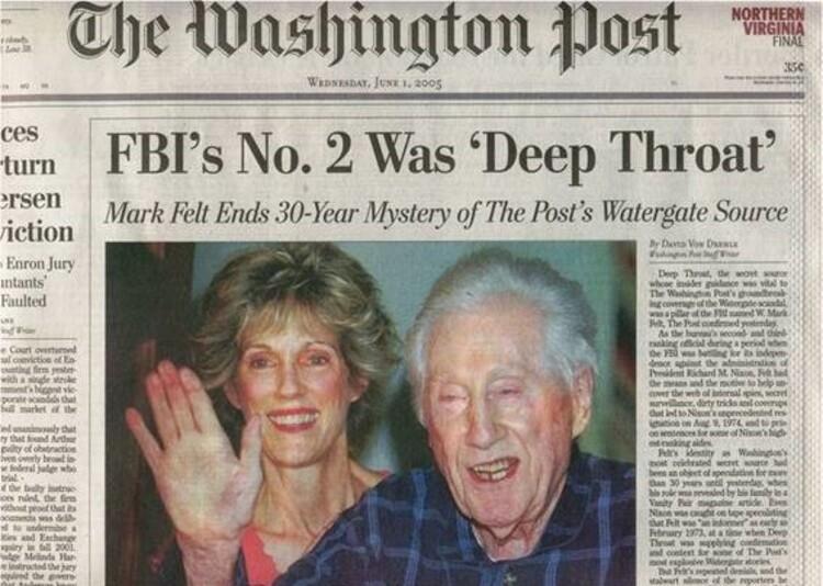 Deepthroat Watergate Wiki