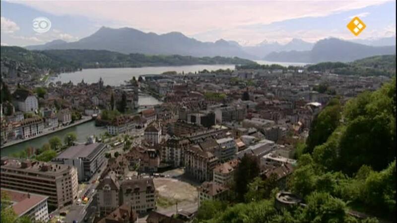 Zwitserland: Voralpenexpress